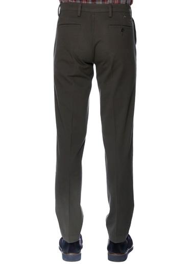 Dockers Dockers Smart 360 Flex Workday Slim Klasik Pantolon Gri
